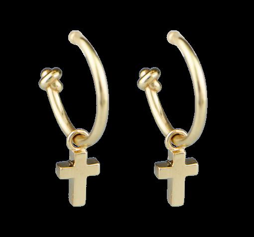 Earring Cross